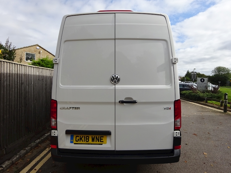 2018 Volkswagen Crafter - Large 9