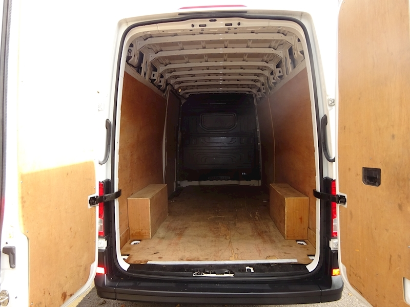 2018 Volkswagen Crafter - Large 10