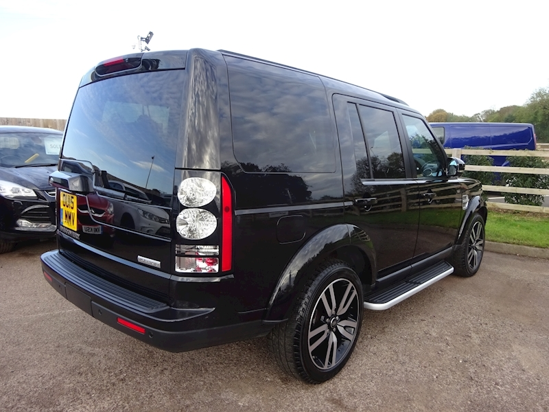 2015 Land Rover Discovery - Large 3