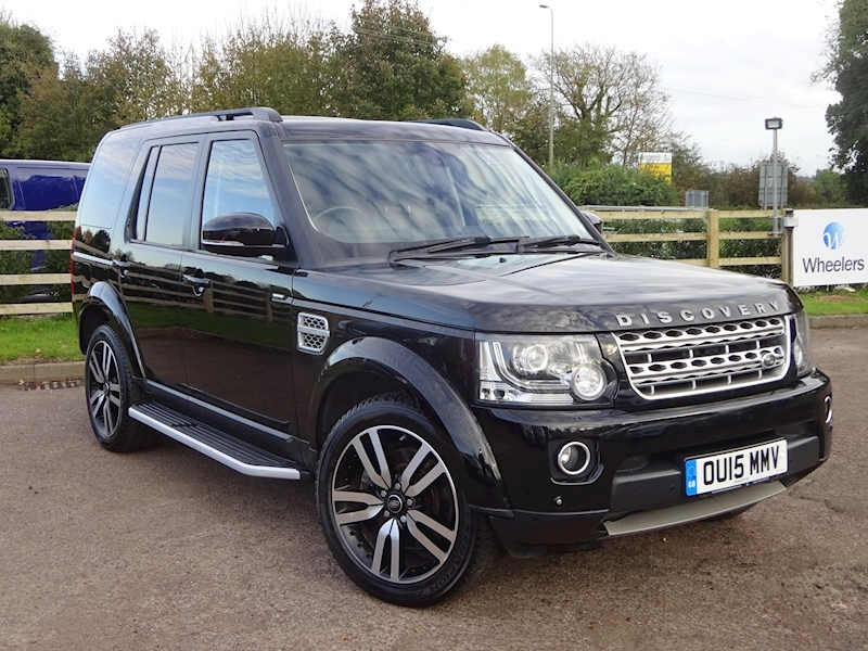 2015 Land Rover Discovery - Large 0