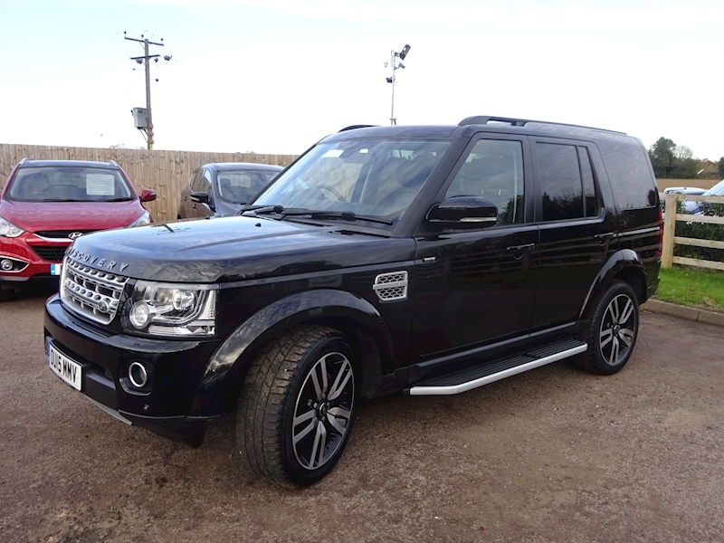 2015 Land Rover Discovery - Large 1