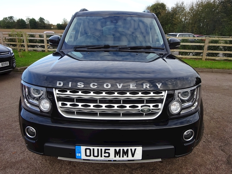 2015 Land Rover Discovery - Large 15