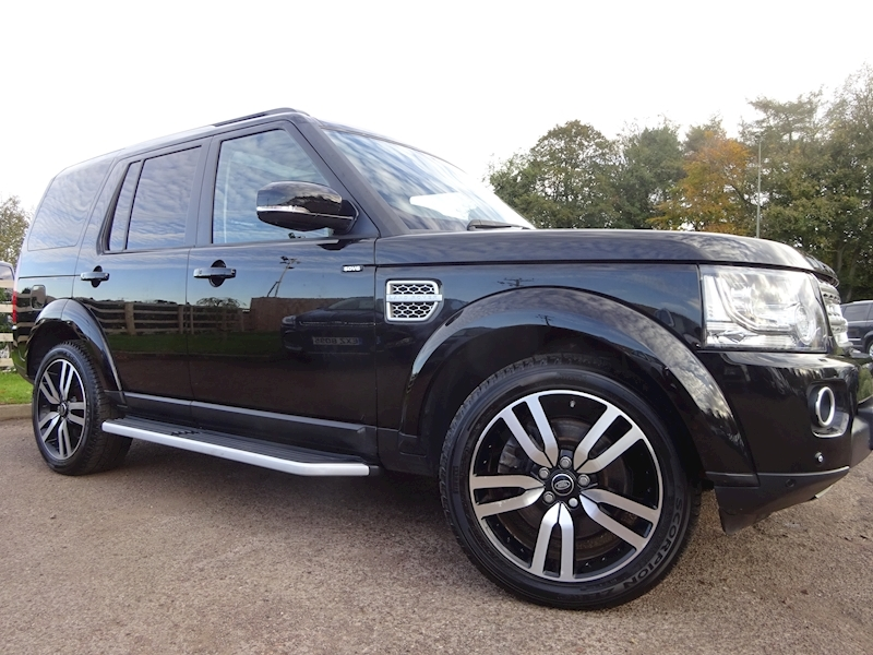 2015 Land Rover Discovery - Large 17