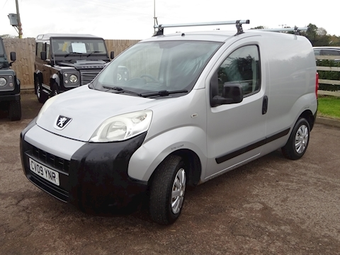 Bipper Hdi S Panel Van 1.4 Manual Diesel