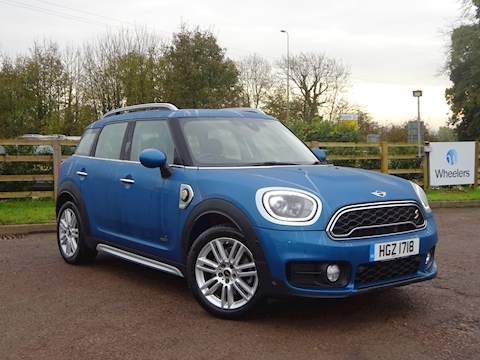 Mini Mini Countryman Cooper S E All4