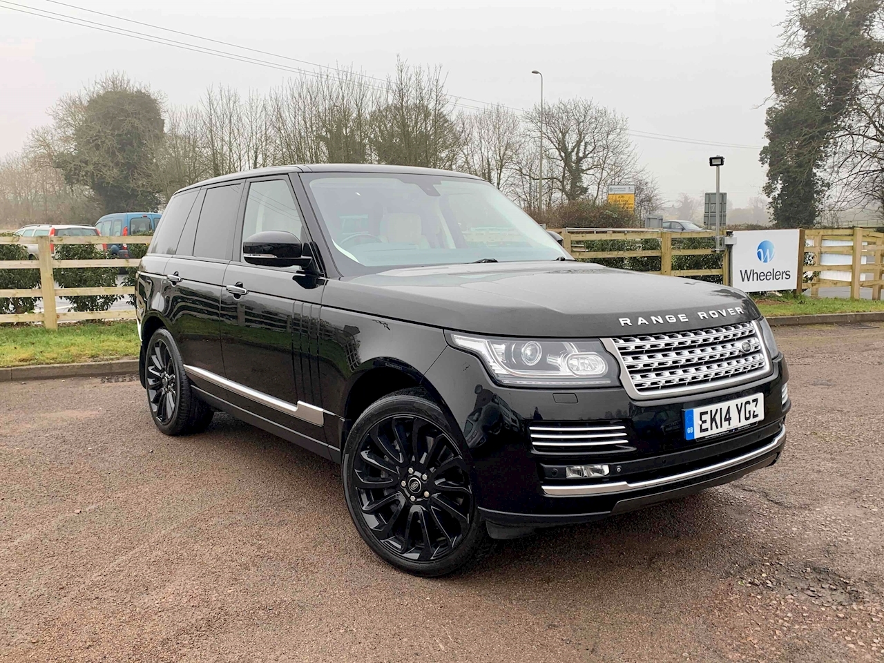 Land Rover Range Rover Sdv8 Autobiography Estate 4.4 Automatic Diesel