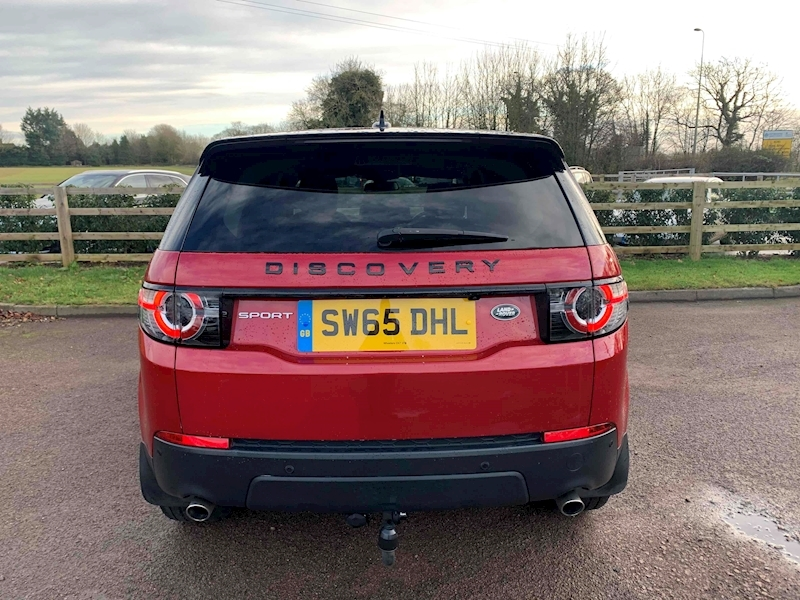 2015 Land Rover Discovery Sport - Large 17