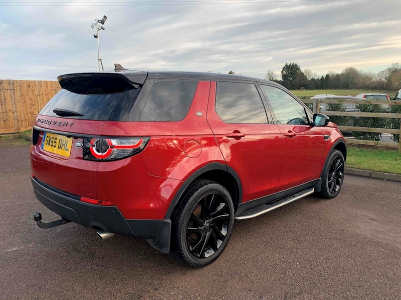 2015 Land Rover Discovery Sport - Large 3