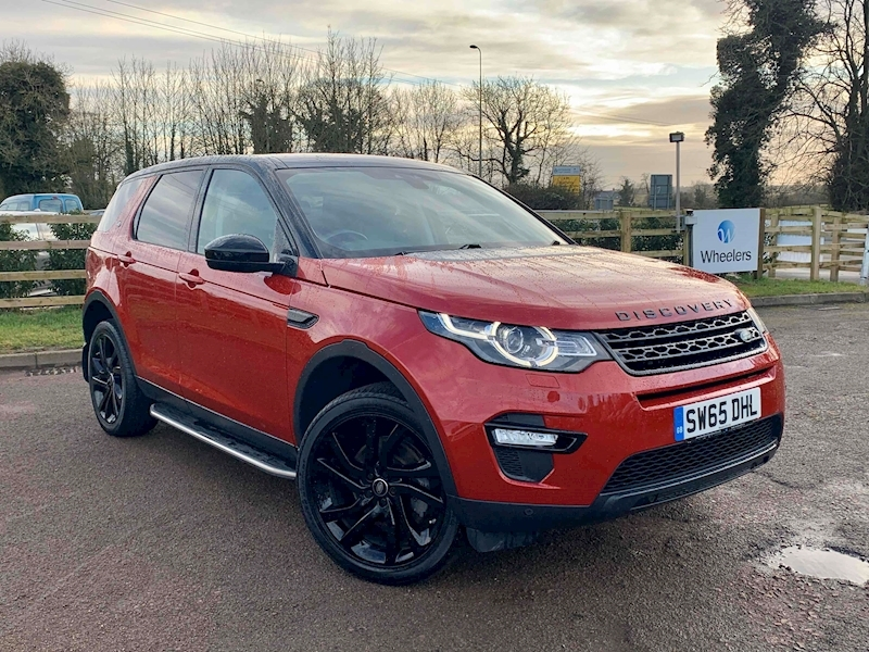 2015 Land Rover Discovery Sport - Large 0