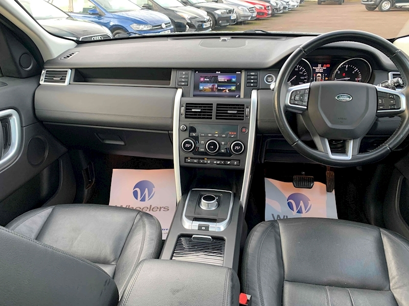 2015 Land Rover Discovery Sport - Large 5
