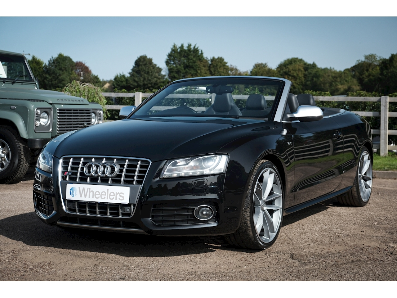Audi A5 S5 Convertible 3.0 Automatic Petrol