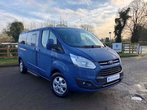 Ford Tourneo Custom 310 Titanium Tdci