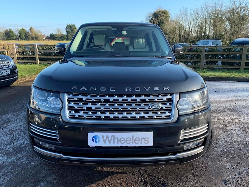 2014 Land Rover Range Rover - Large 20