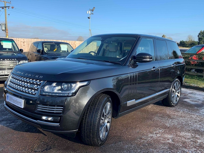 2014 Land Rover Range Rover - Large 1