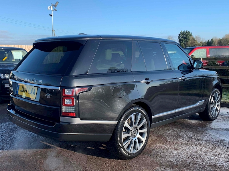2014 Land Rover Range Rover - Large 3