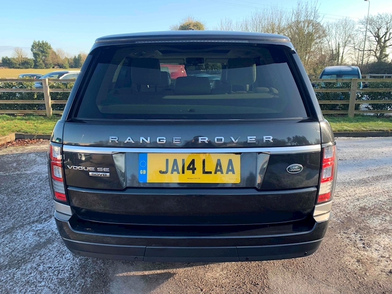 2014 Land Rover Range Rover - Large 21