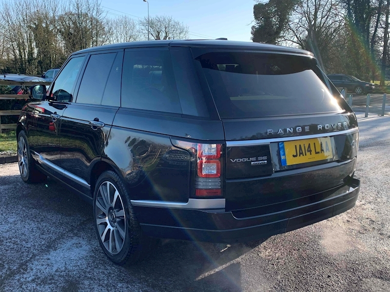 2014 Land Rover Range Rover - Large 2