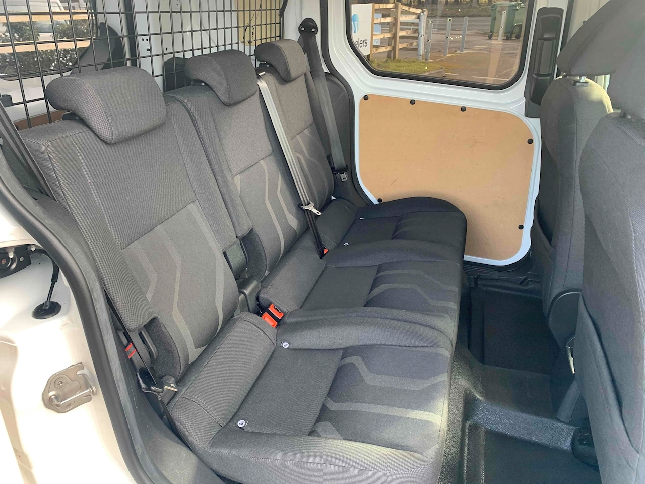 Ford Transit Connect 220 Trend Dcb 1.6 Crew Van Manual Diesel