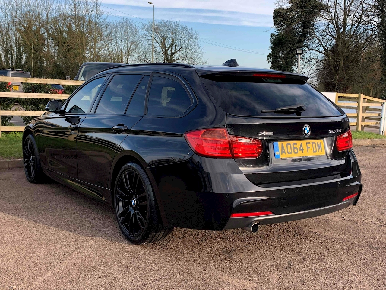 BMW 3 Series 320D Xdrive M Sport Touring Estate 2.0 Automatic Diesel