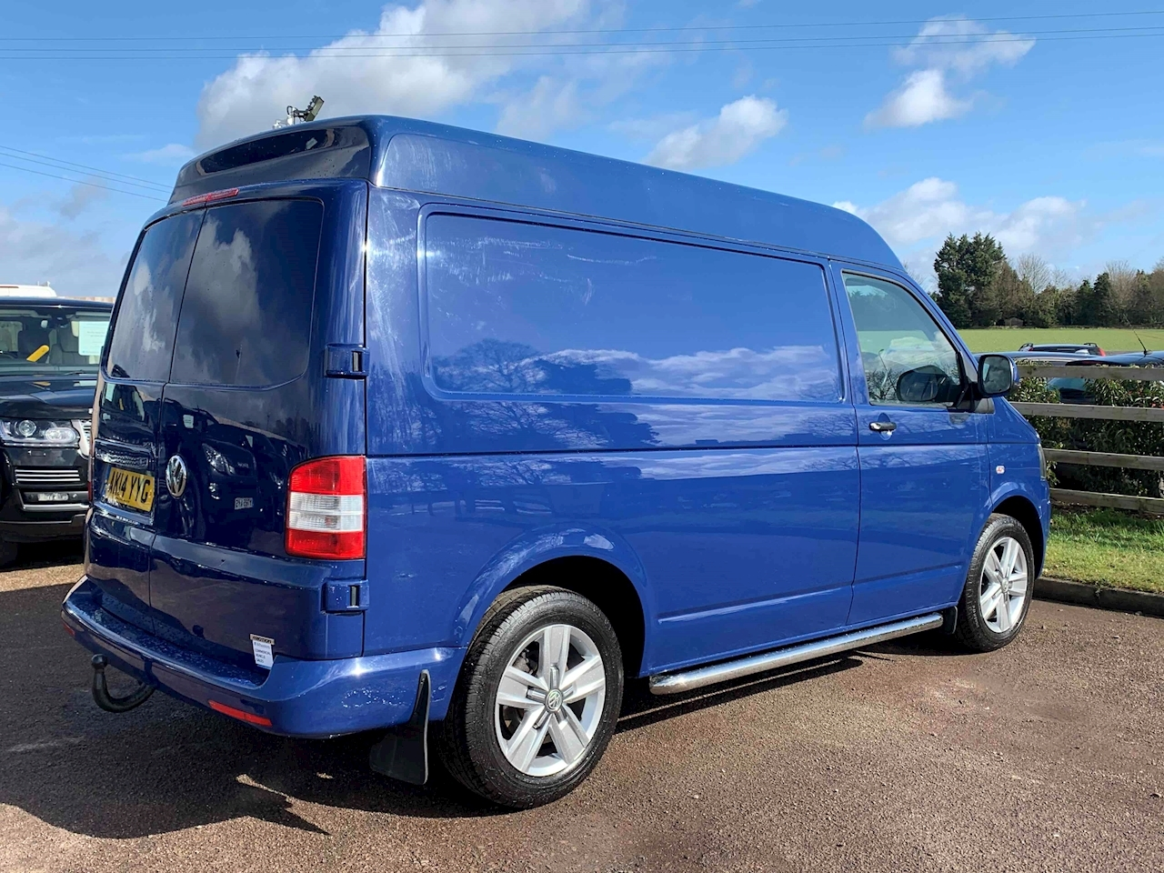 Volkswagen Transporter T32 Tdi P/V 4Motion 2.0 Panel Van Manual Diesel
