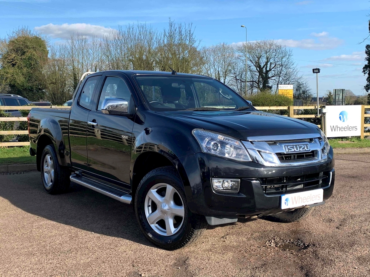 Isuzu D-Max Td Yukon Ecb Pick-Up 2.5 Manual Diesel