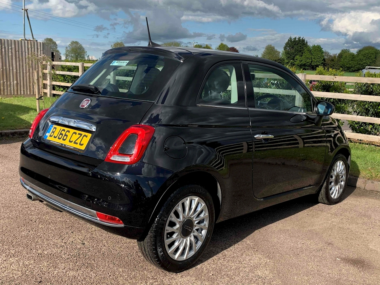 Fiat 500 Lounge 1.2 3dr Hatchback Manual Petrol