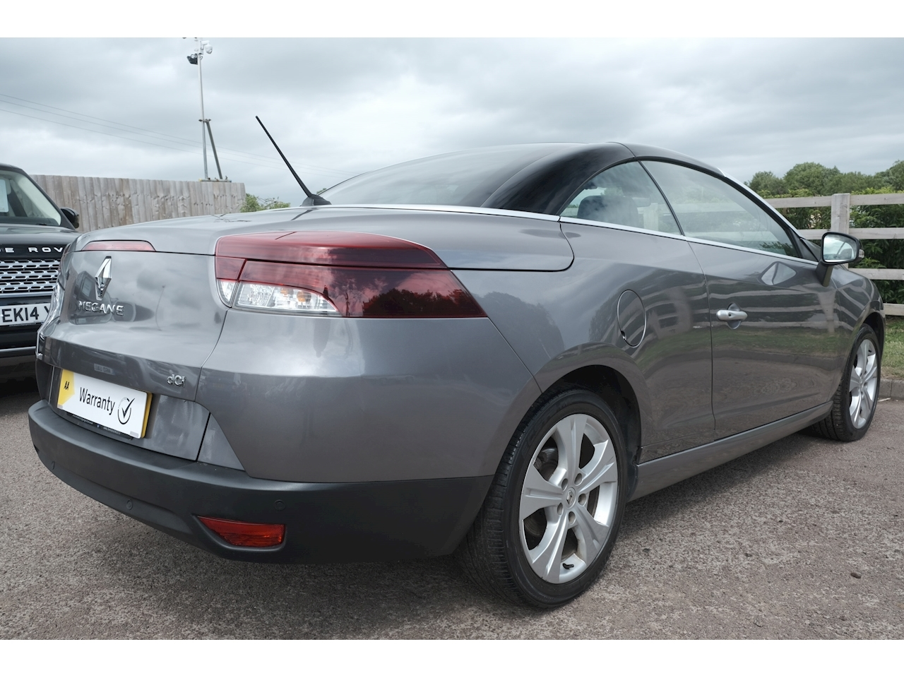 Renault Megane Dynamique Tom Tom Convertible 1.9 Manual Diesel