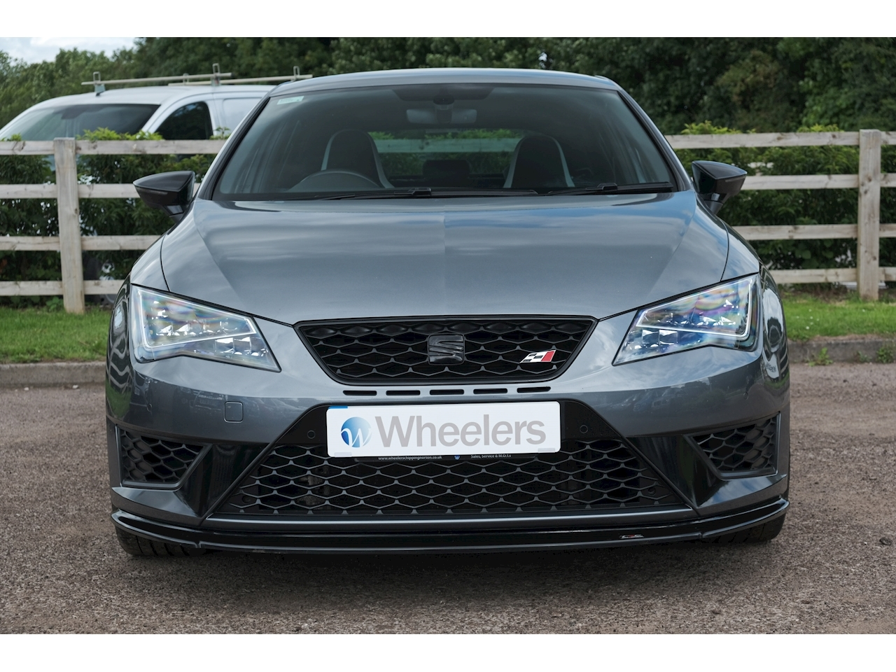 SEAT Leon Tsi Cupra Black 2.0 5dr Hatchback Manual Petrol