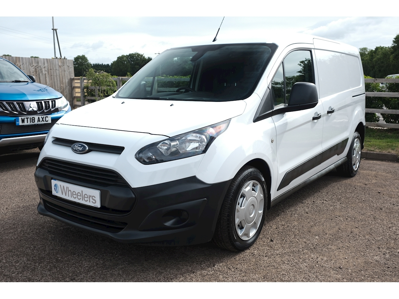 Ford Transit Connect 1.5 TDCi 240 Panel Van 5dr Diesel Manual L2 (124 g/km, 99 bhp) Panel Van 1.5 Manual Diesel