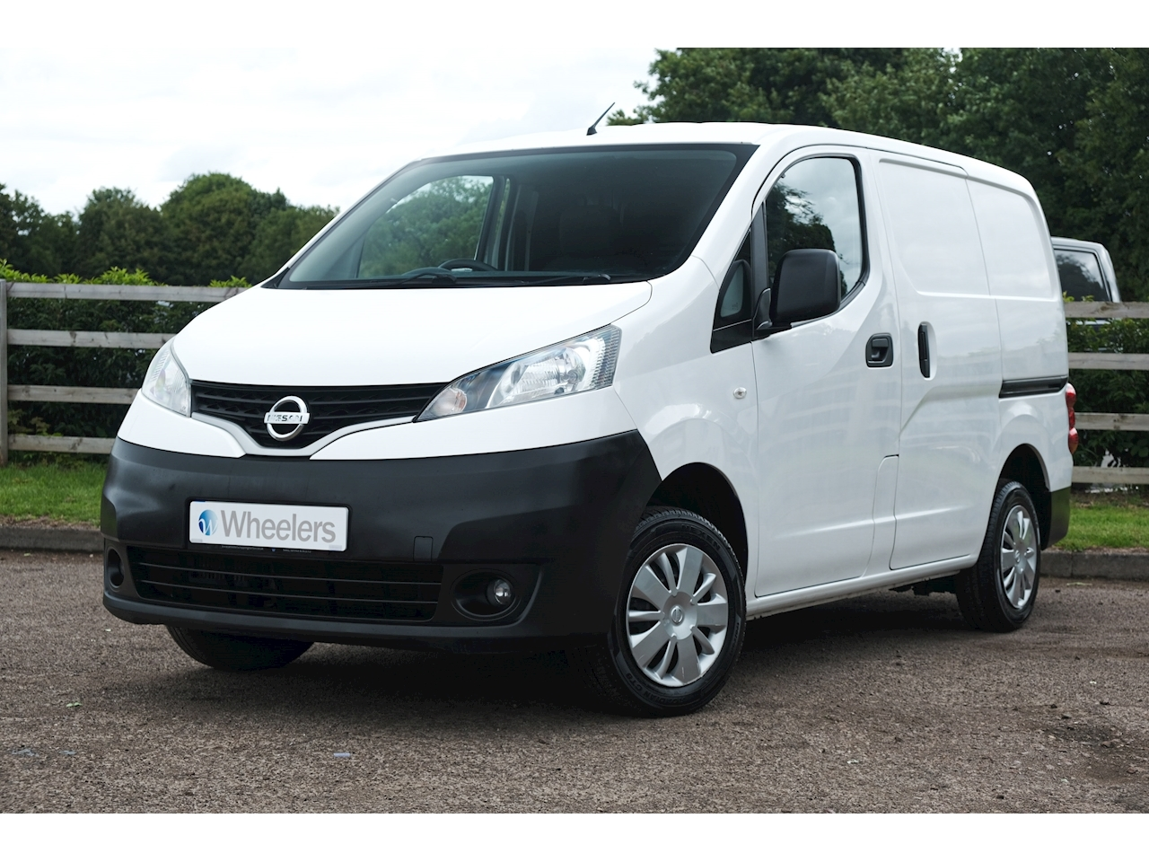 Nissan Nv200 Dci Acenta Car Derived Van 1.5 Manual Diesel