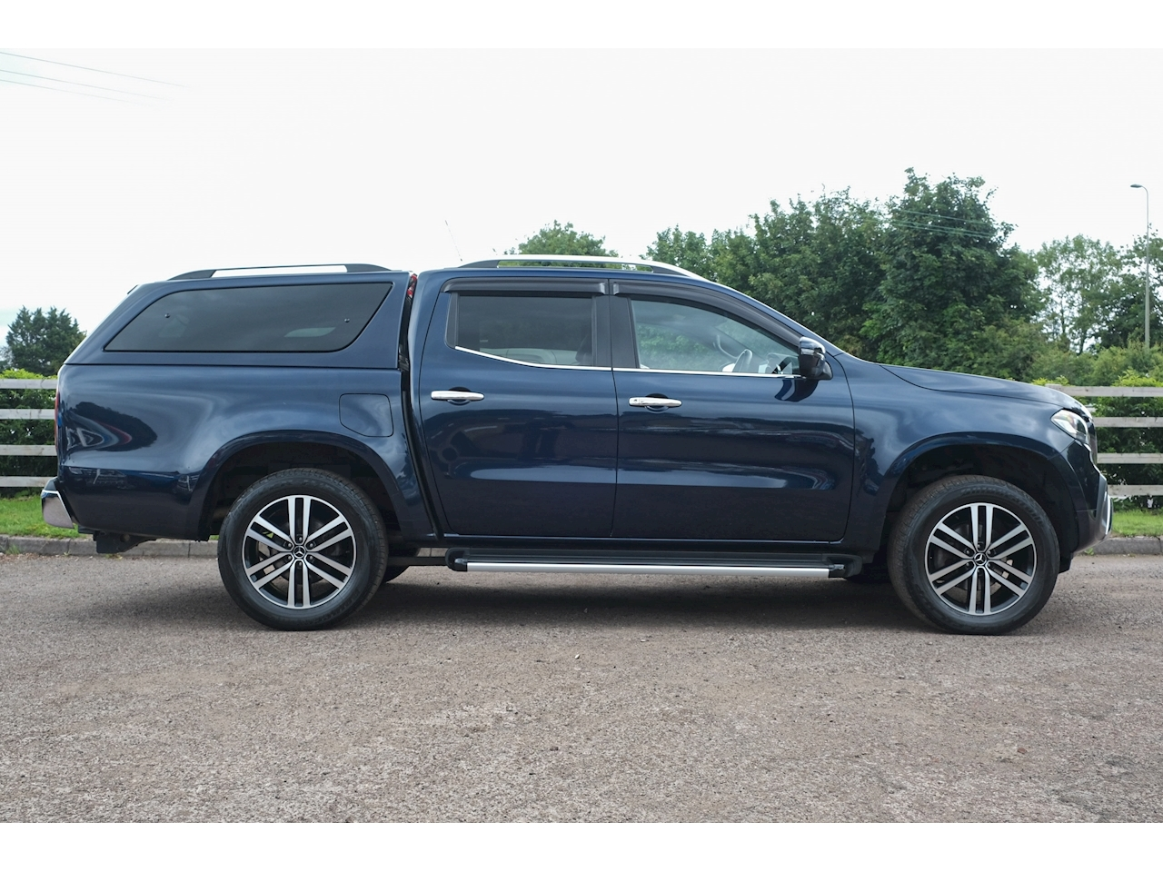 Mercedes-Benz X-Class X250 D 4Matic Power Pick-Up 2.3 Automatic Diesel