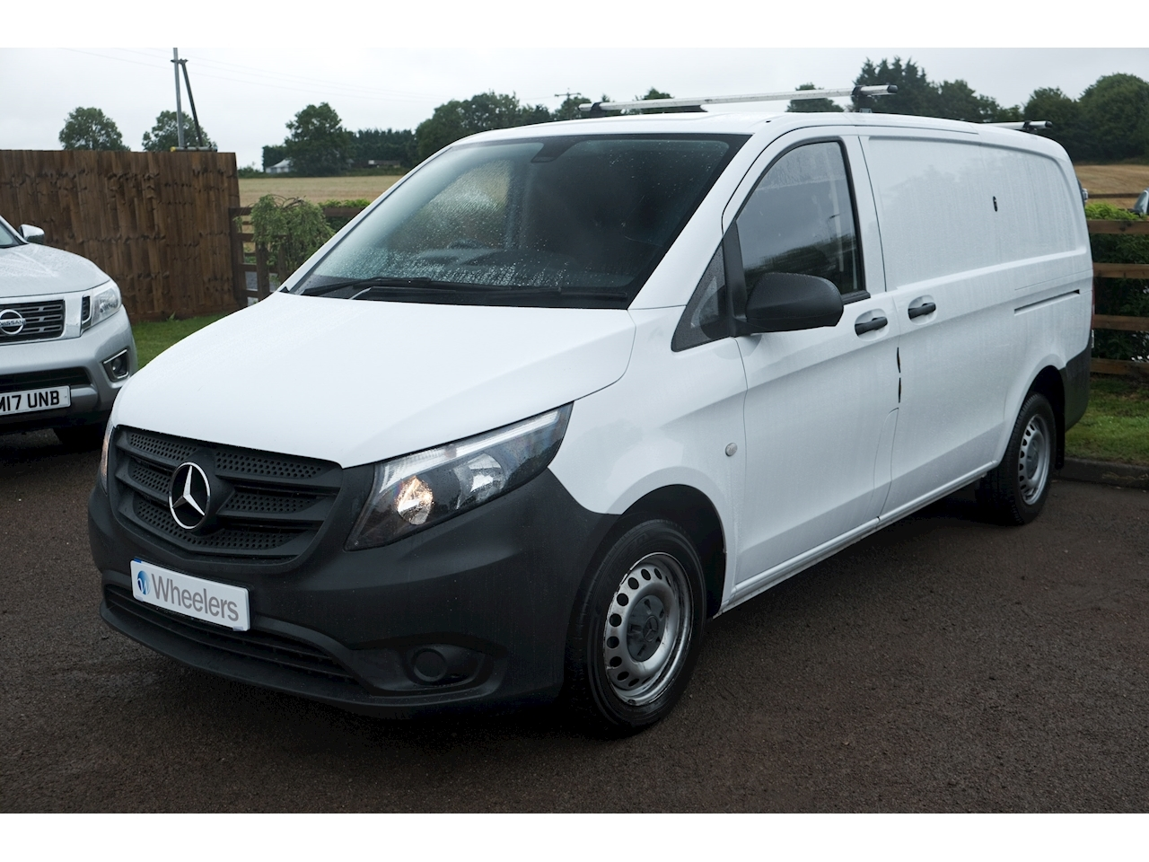 Mercedes-Benz Vito 111 Cdi 1.6 Panel Van Manual Diesel