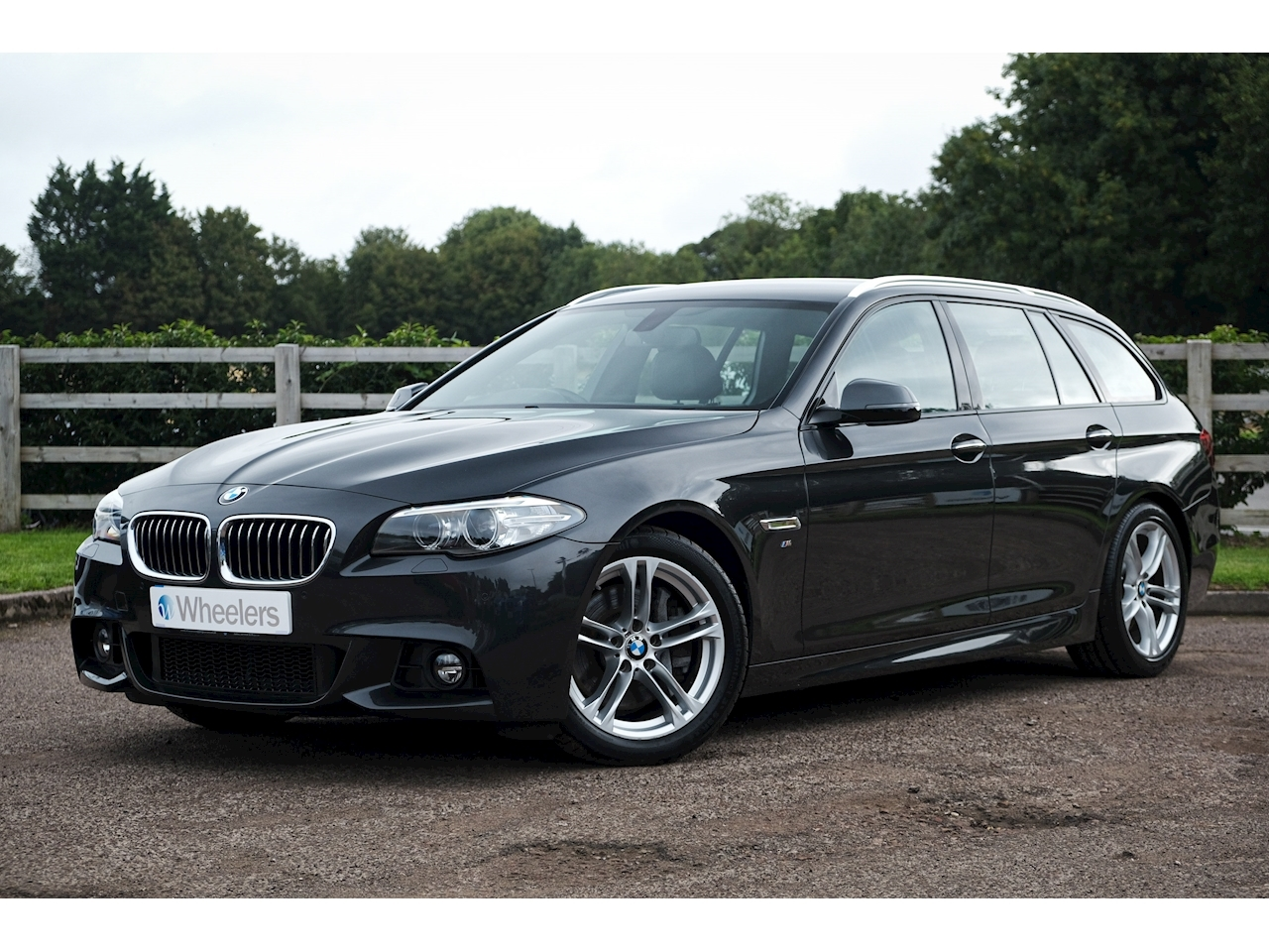 BMW 5 Series 535D M Sport Touring Estate 3.0 Automatic Diesel