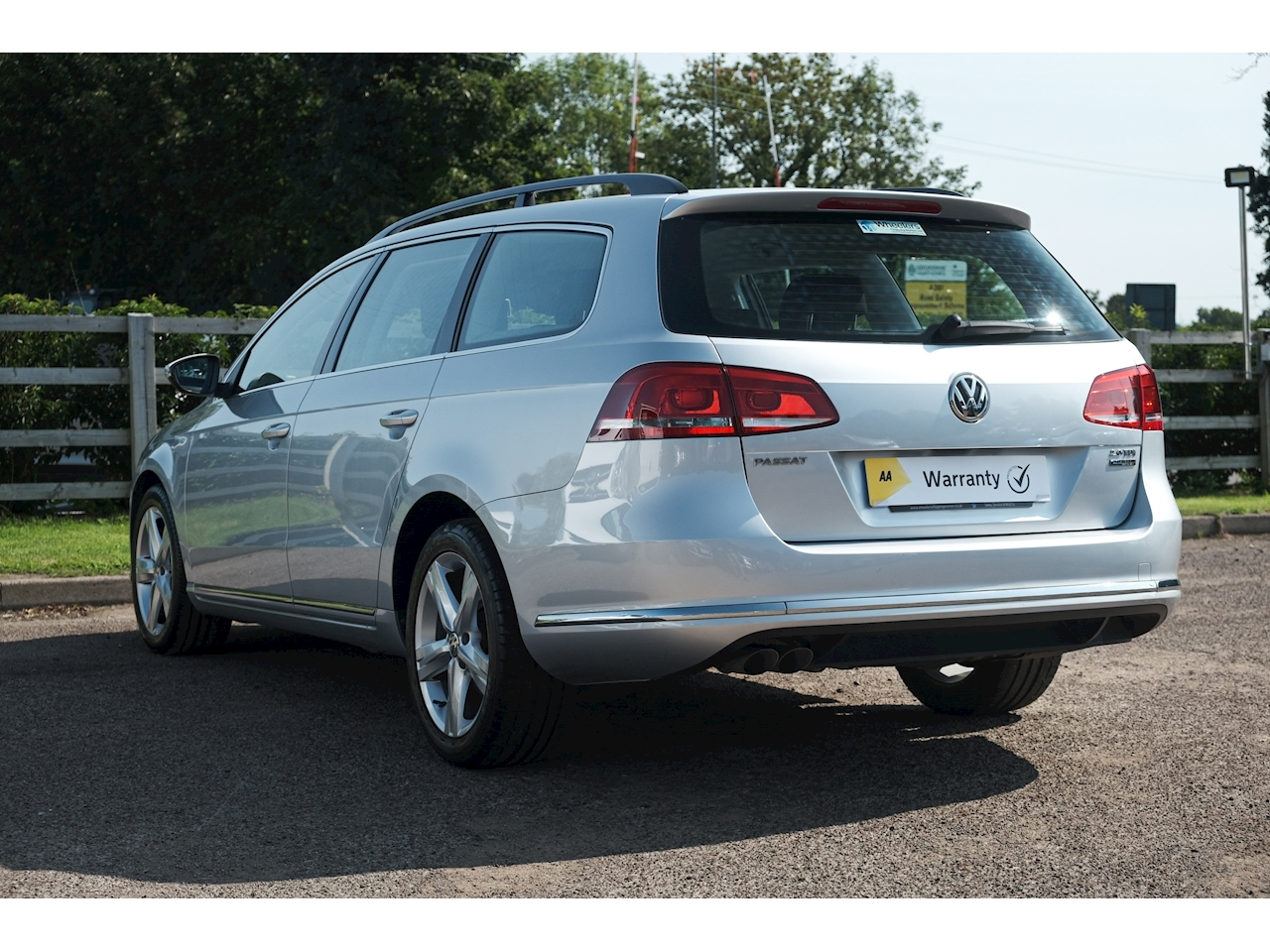 Volkswagen Passat Se Tdi Bluemotion Technology Estate 2.0 Manual Diesel
