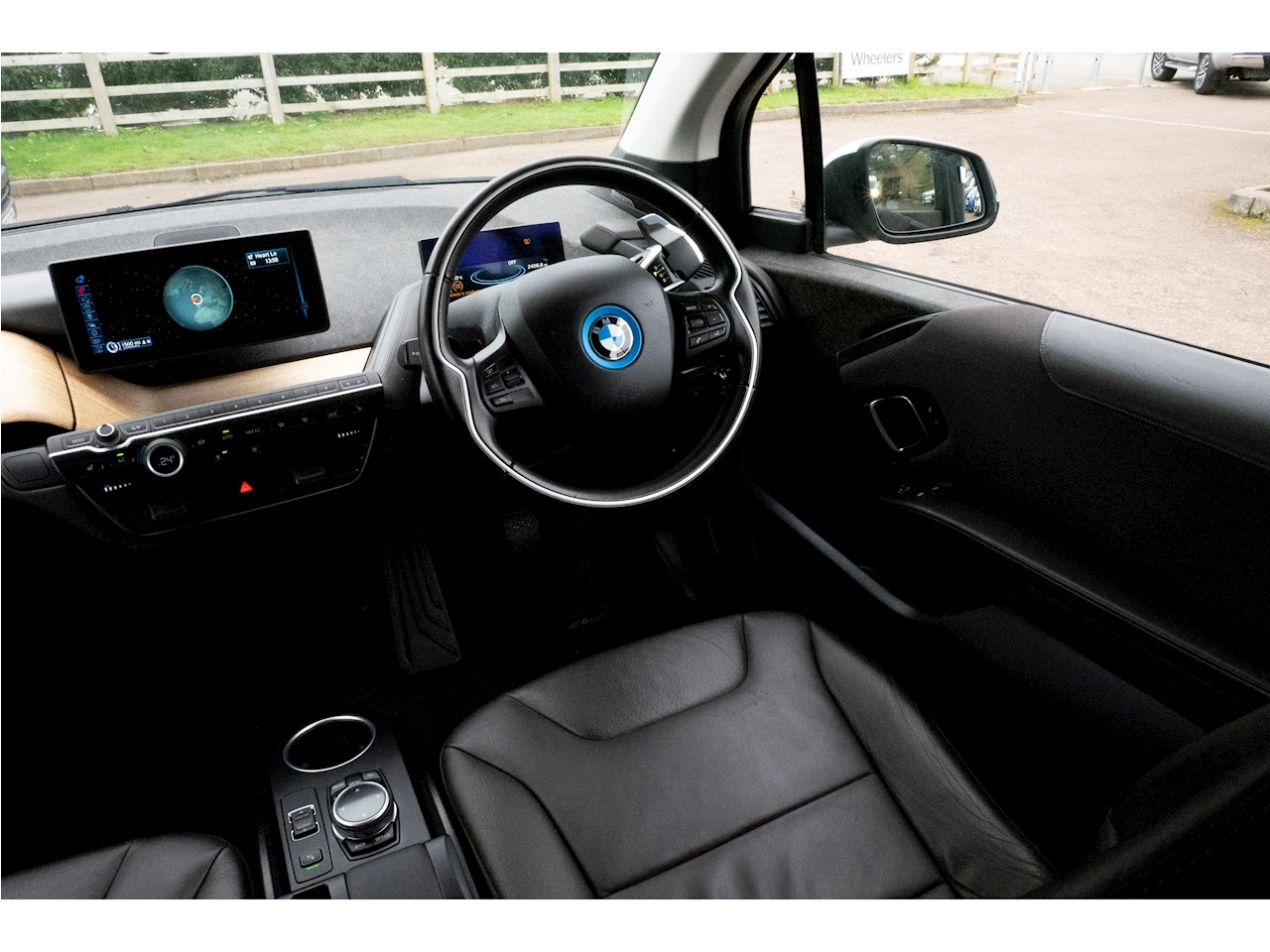 BMW I3 I3 Range Extender Hatchback 0.6 Automatic Petrol/Electric