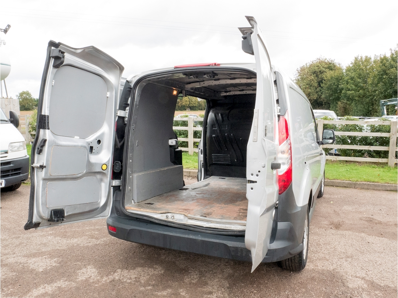 Ford Transit Connect 210 P/V Panel Van 1.6 Manual Diesel