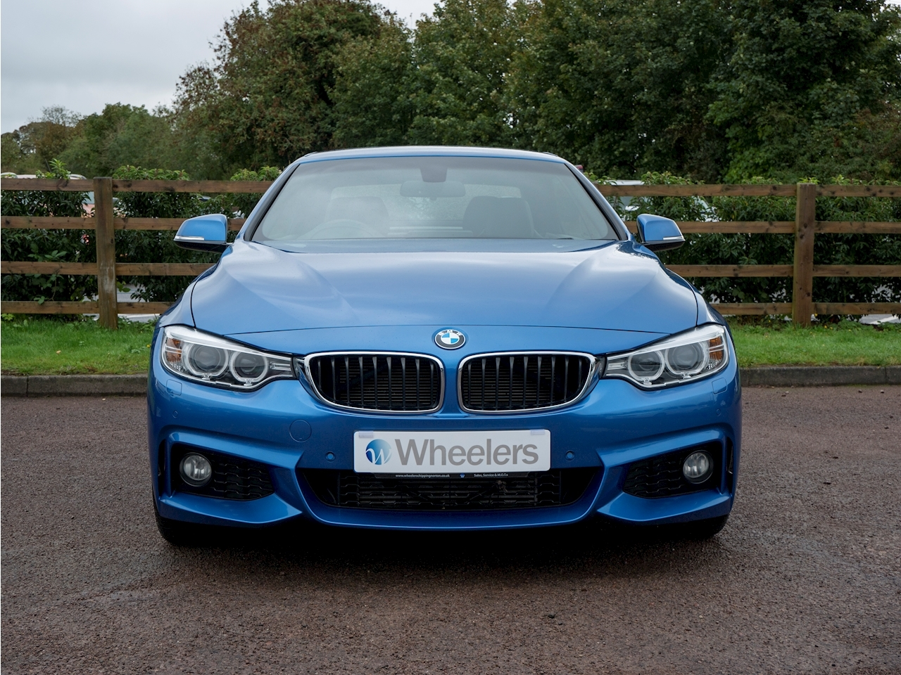BMW 4 Series 420D M Sport Convertible 2.0 Automatic Diesel