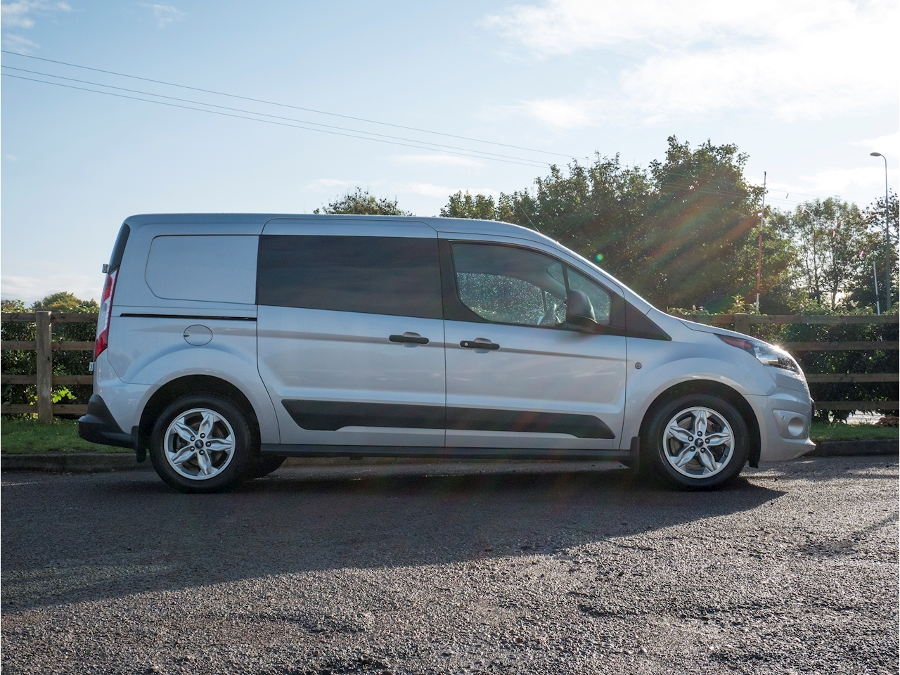 Ford Transit Connect 230 Trend Dcb Panel Van 1.5 Automatic Diesel