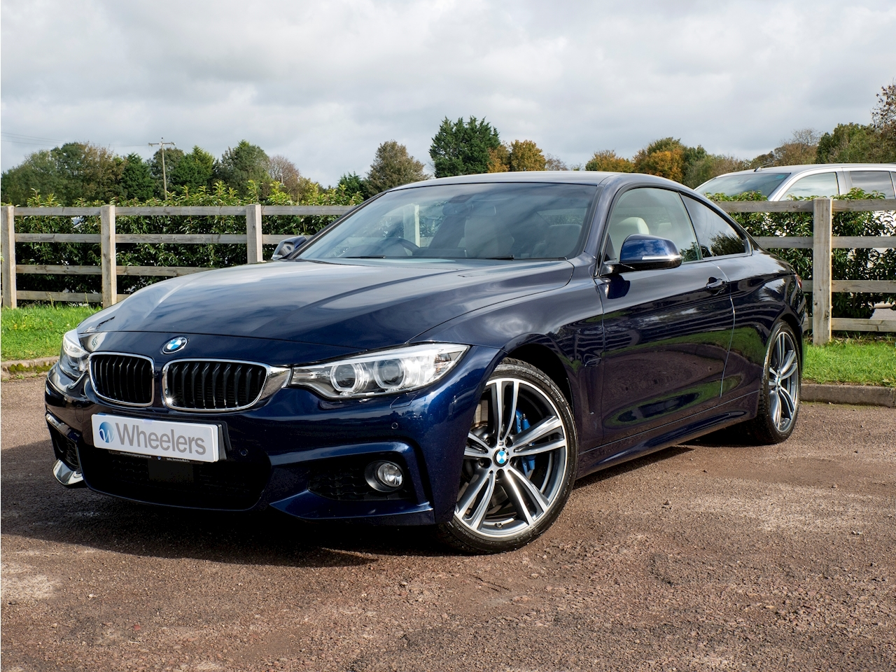 BMW 4 Series 430D M Sport Coupe 3.0 Automatic Diesel