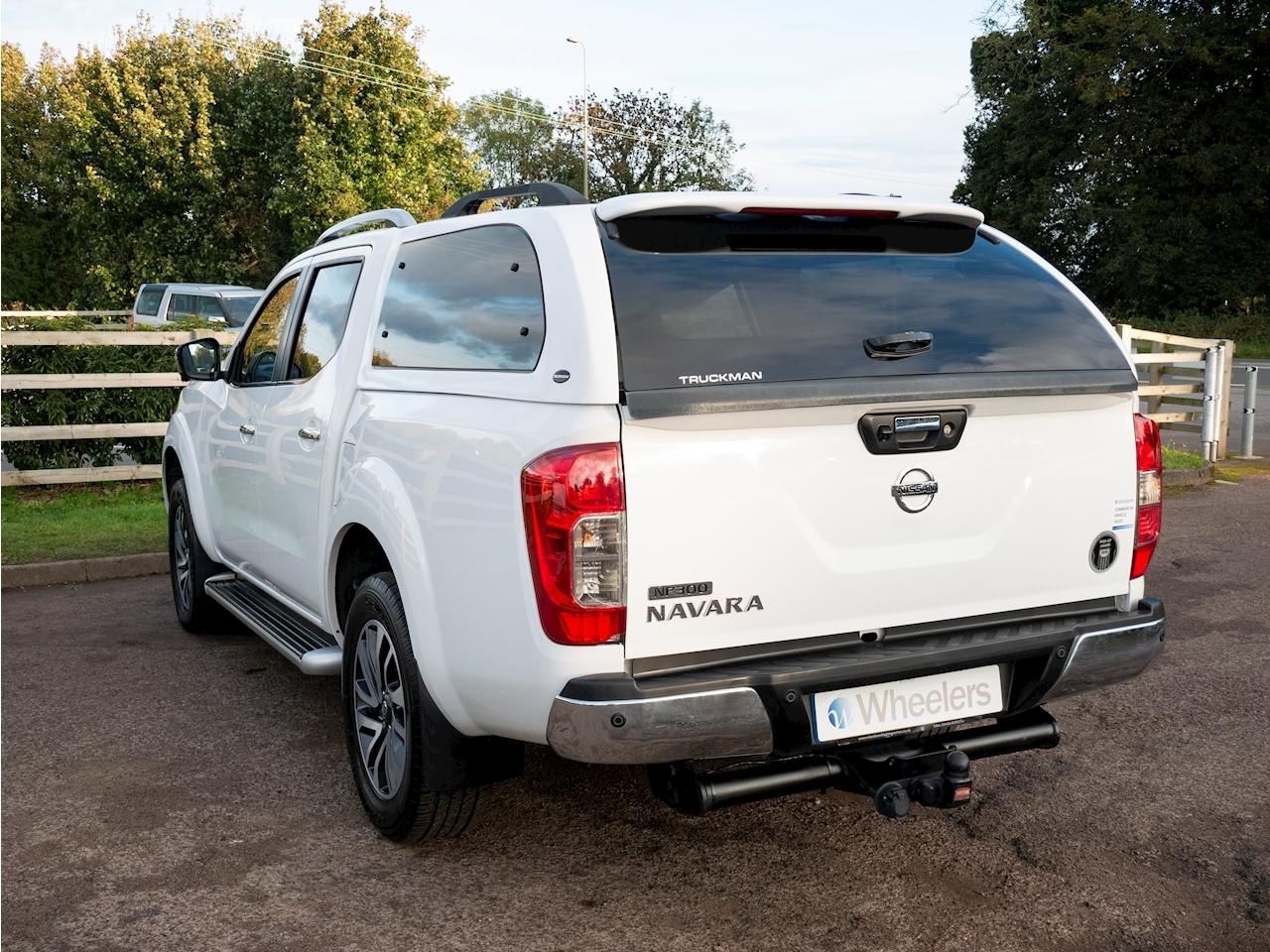 Nissan Np300 Navara Dci Tekna 4X4 Shr Dcb Pick-Up 2.3 Manual Diesel