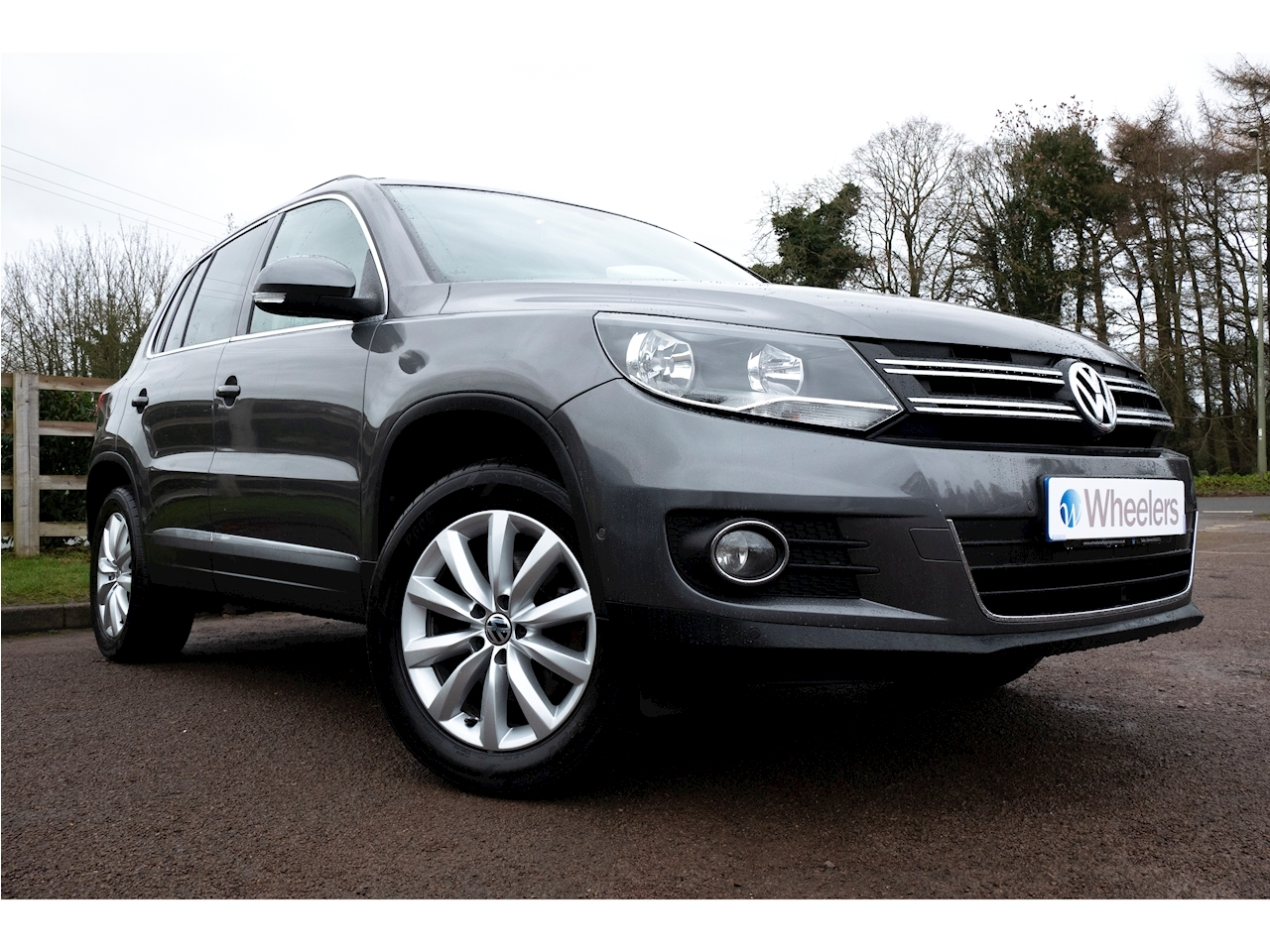 Volkswagen Tiguan Match Tdi Bluemotion Tech 4Motion Dsg Estate 2.0 Semi Auto Diesel