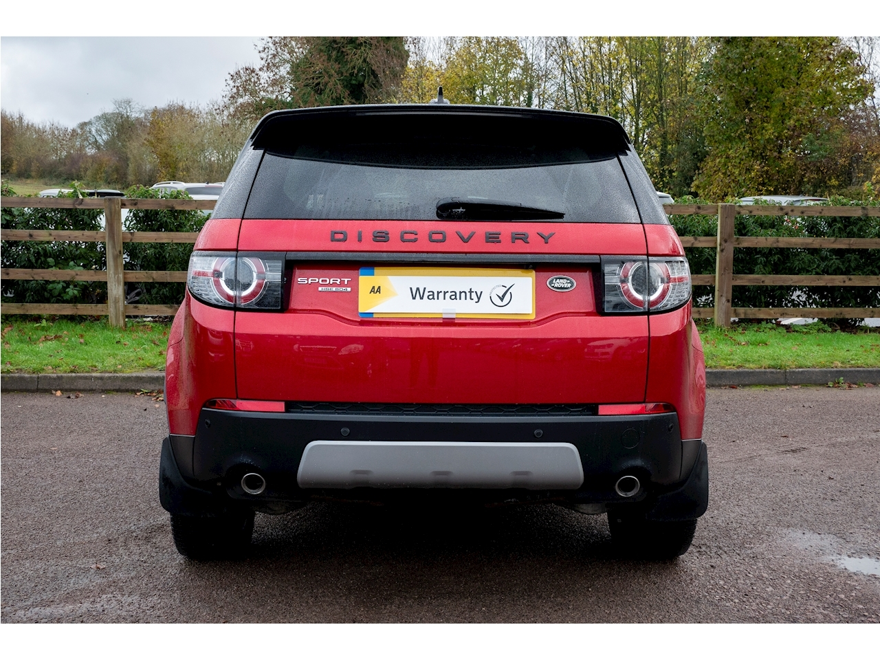 Land Rover Discovery Sport Sd4 Hse Estate 2.2 Automatic Diesel