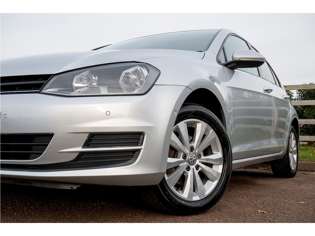 Volkswagen Golf Se Tsi Bluemotion Technology Hatchback 1.4 Manual Petrol
