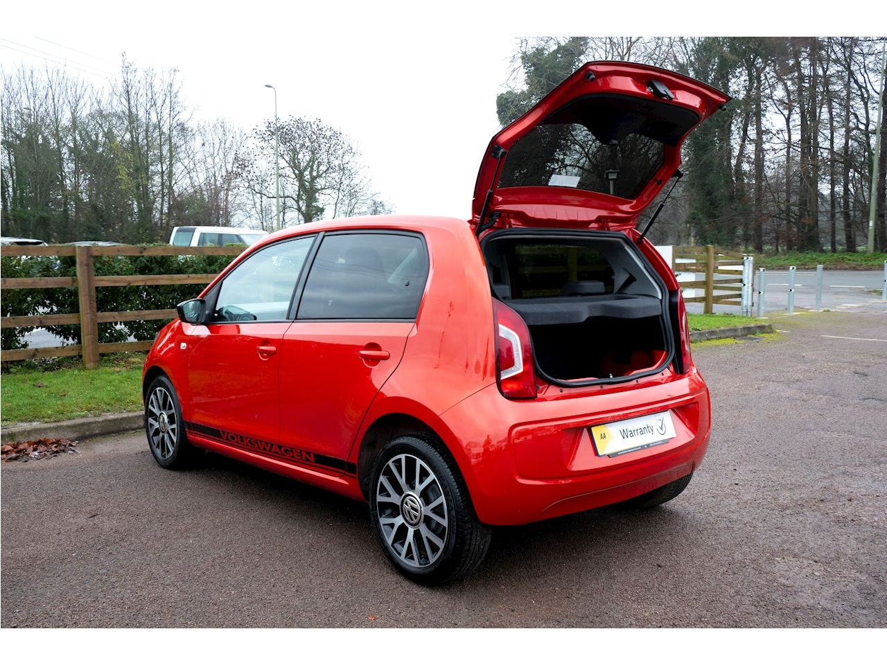 Volkswagen Up Groove Up Hatchback 1.0 Manual Petrol