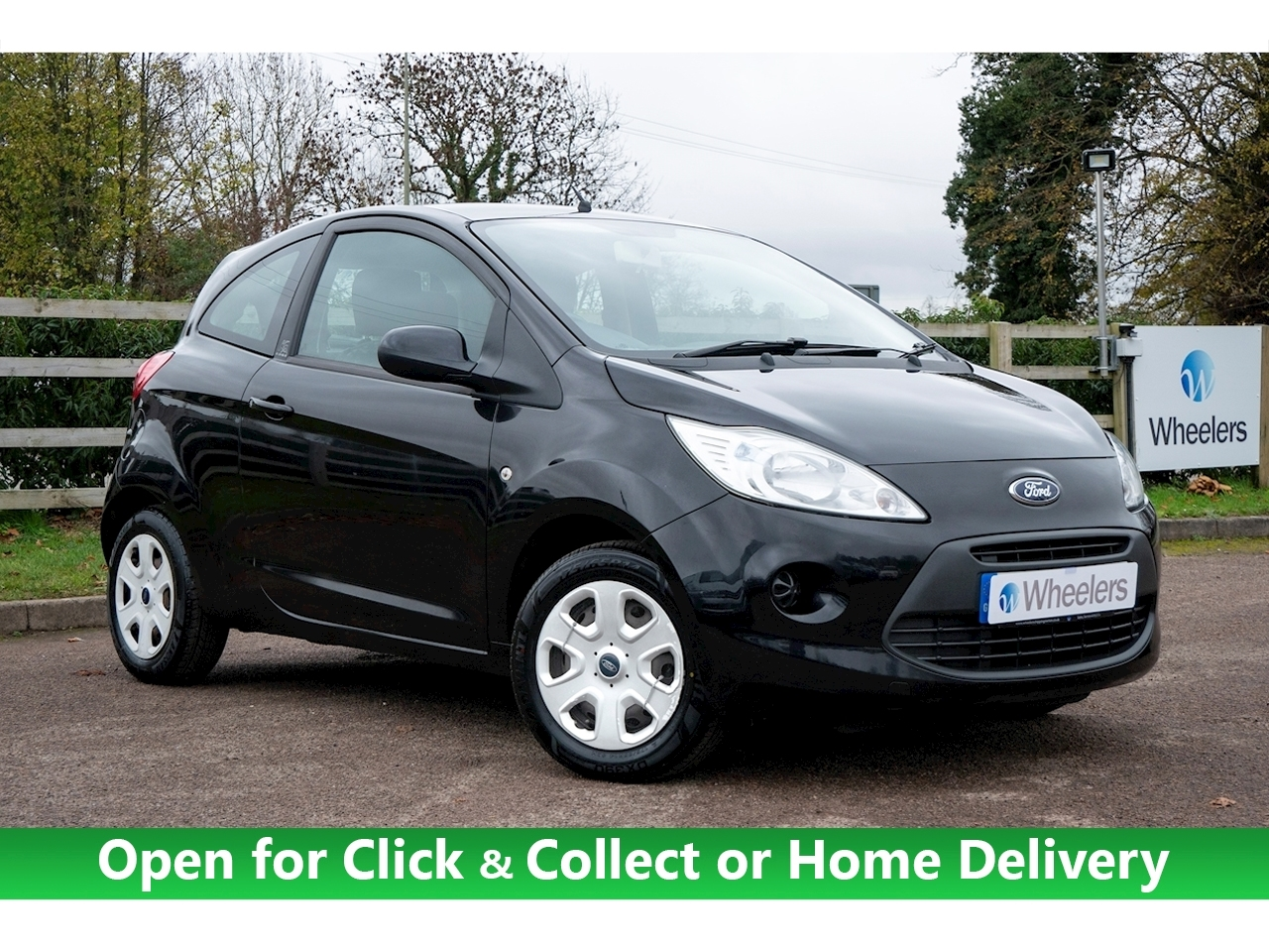 Ford Ka Edge Hatchback 1.2 Manual Petrol