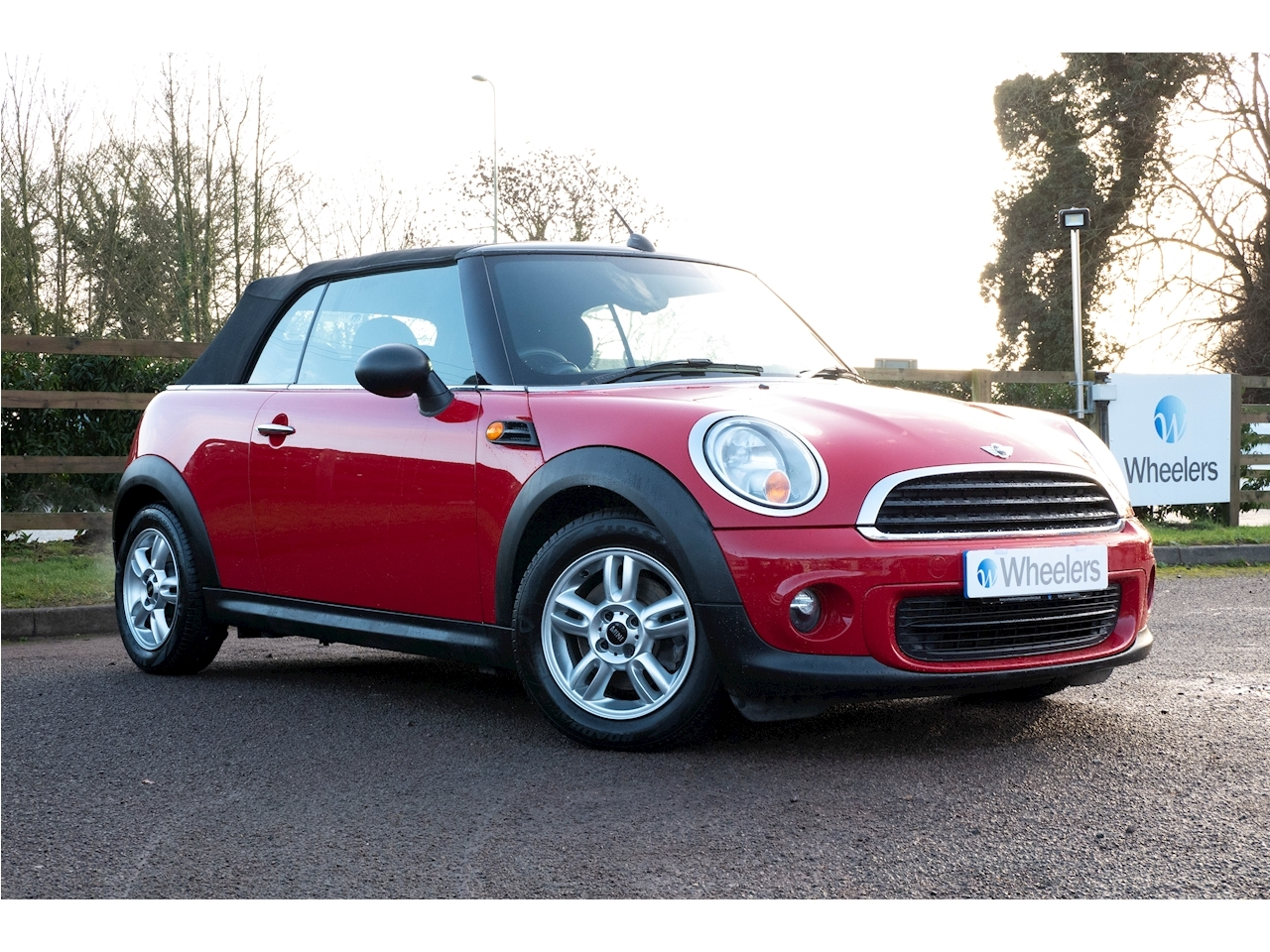 Mini Mini One 1.6 Convertible Manual Petrol