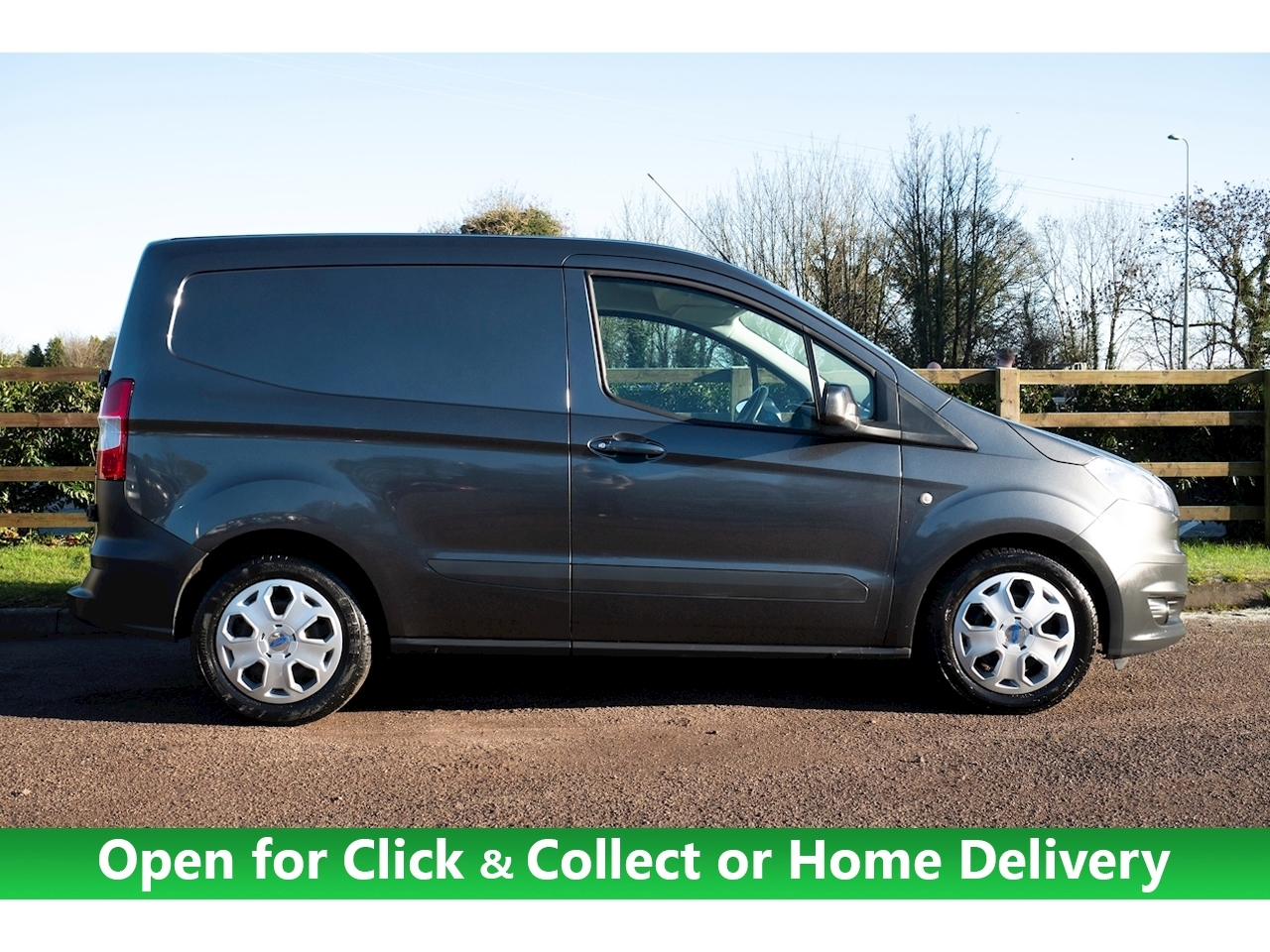 Ford Transit Courier Trend Tdci Panel Van 1.5 Manual Diesel