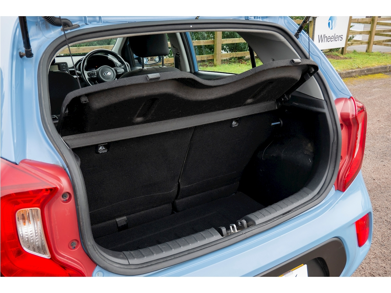 Kia Picanto 2 Hatchback 1.0 Manual Petrol