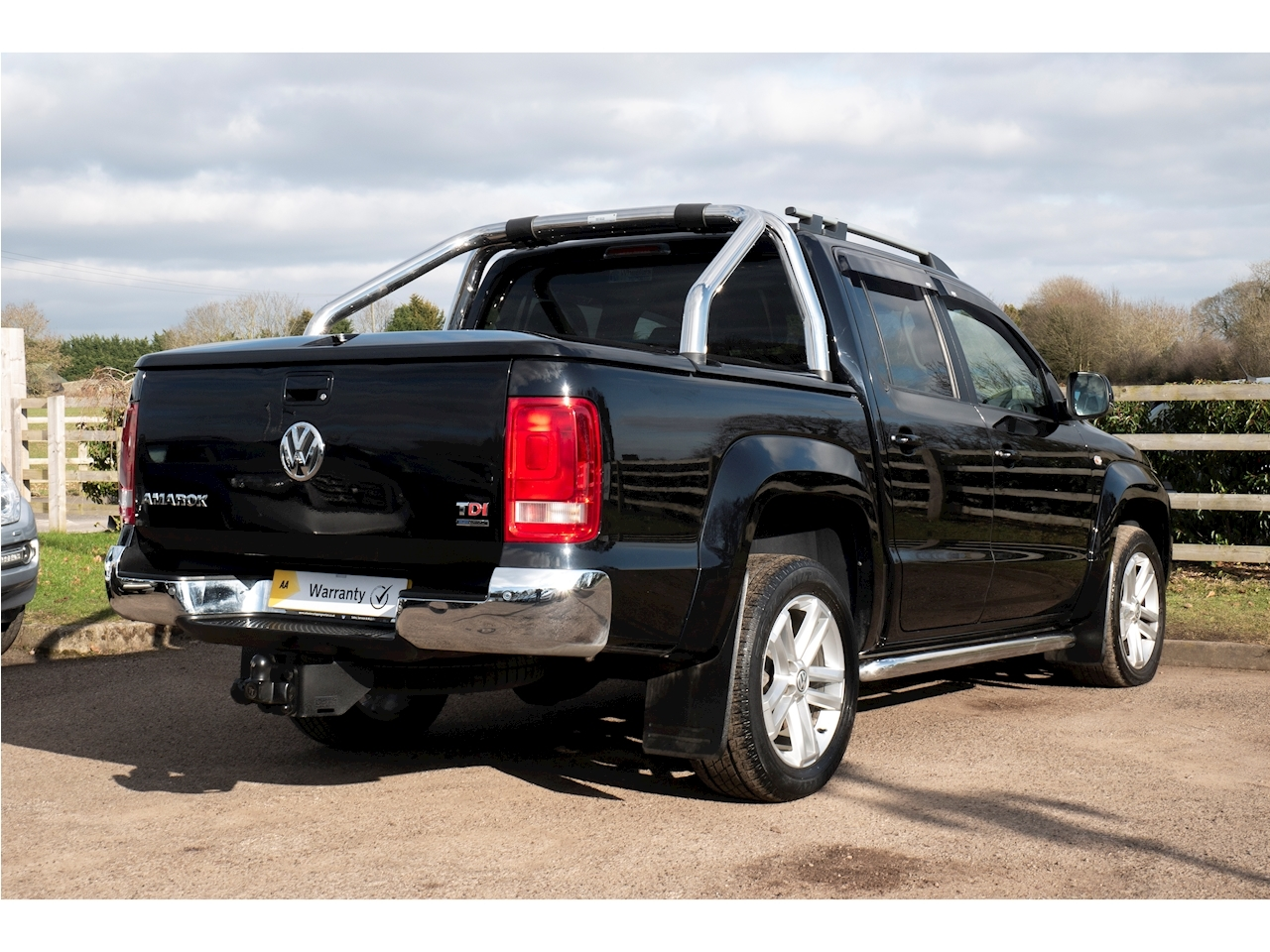 Volkswagen Amarok Dc Highline 4Motion Pick-Up 2.0 Automatic Diesel