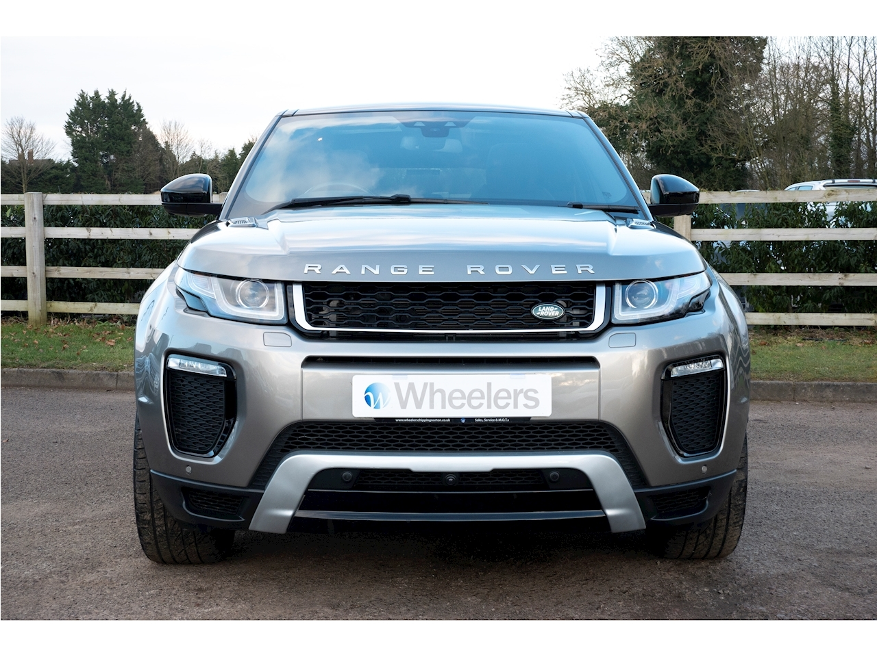 Land Rover Range Rover Evoque Td4 Hse Dynamic Lux Estate 2.0 Automatic Diesel